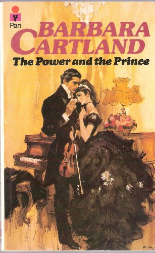 Power and the Prince by Barbara Cartland
