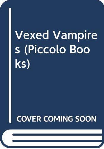 Vexed Vampires by Rowan Barnes-Murphy