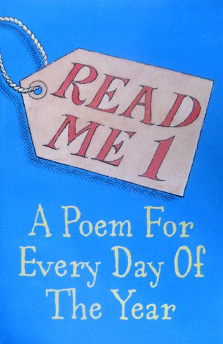 Read Me: A Poem a Day for the National Year of Reading by Gaby Morgan