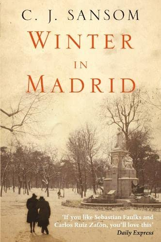 Winter in Madrid by C. J. Sansom