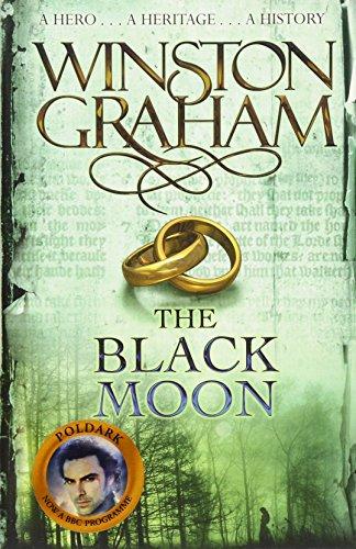 The Black Moon: A Novel of Cornwall 1794-1795 by Winston Graham