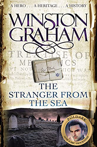 The Stranger from the Sea: A Novel of Cornwall 1810-1811 by Winston Graham
