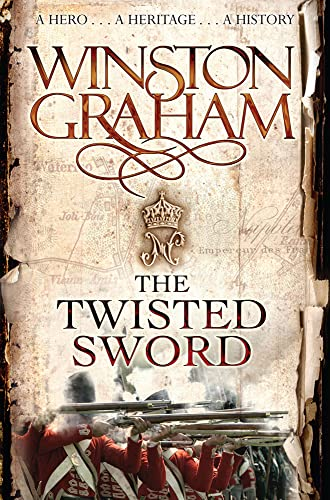 The Twisted Sword: A Novel of Cornwall 1815 by Winston Graham