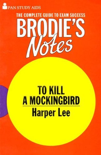 To Kill a Mockingbird: Brodie