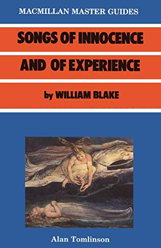 Blake: Songs of Innocence and Experience (Palgrave Master Guides)