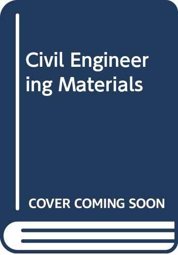 Civil Engineering Materials by N. Jackson