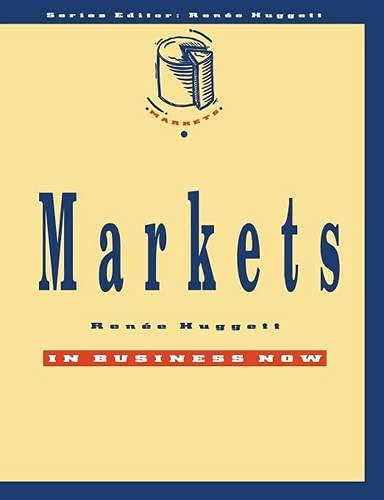 Markets by Renee Huggett