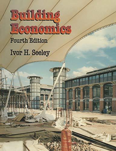 Building Economics by Ivor H. Seeley