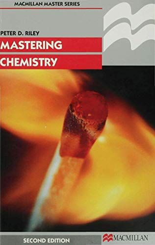 Mastering Chemistry by Peter D. Riley