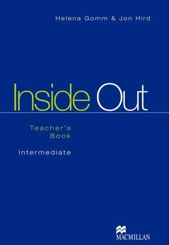Inside out: Teacher's Book by Helena Gomm