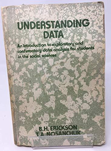 Understanding Data by B. H. Erickson