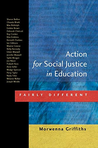 an examination of social justice in education by rw connell The social justice and education ma will help a critical examination of key inequality and social justice in education and encourages students to.