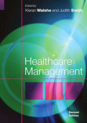 Healthcare Management by Kieran Walshe