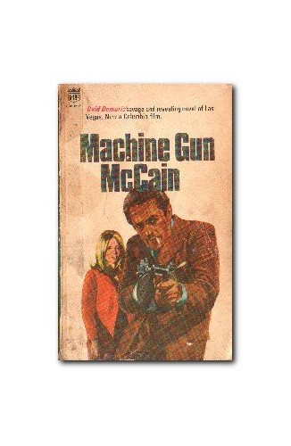 Machine Gun McCain (Coronet Books)