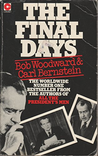 The Final Days by Carl Bernstein