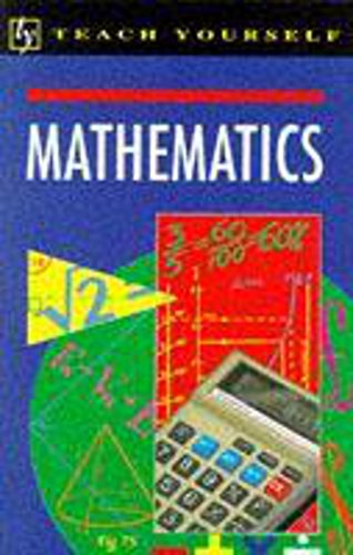 Mathematics by L.C. Pascoe