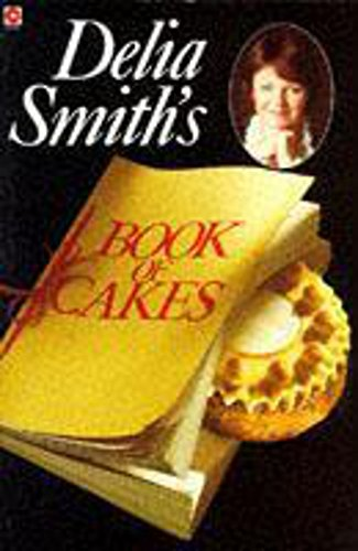 Book of Cakes by Delia Smith