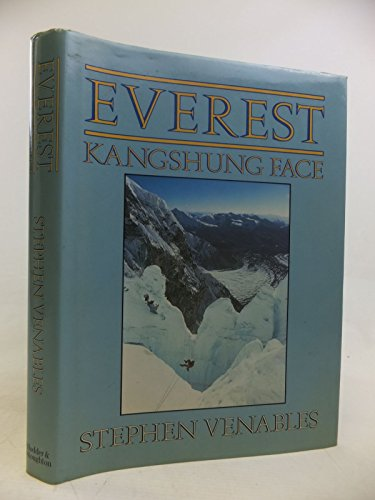 Everest, Kangshung Face by Stephen Venables