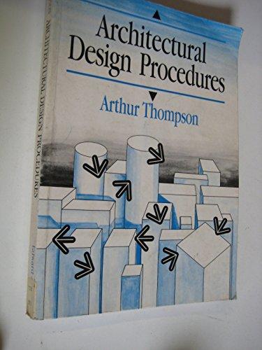 Architectural Design Procedures by Arthur Thompson