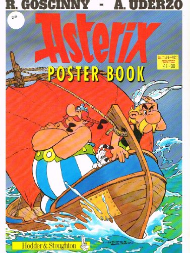 Asterix Poster Book by Goscinny