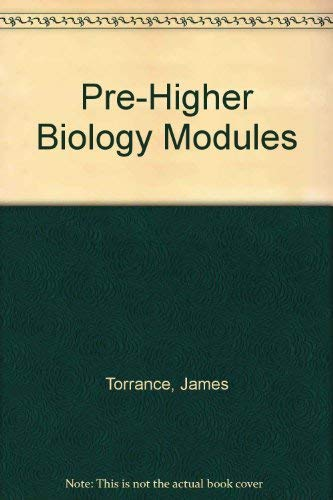 Biology Modules by James Torrance