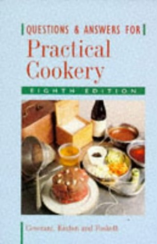 Questions and Answers for Practical Cookery by Victor Ceserani