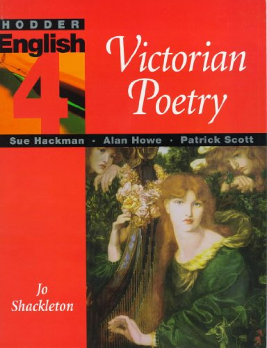 Hodder English: Level 4: Victorian Poetry by Sue Hackman
