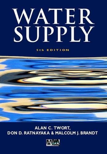 Water Supply by A. C. Twort