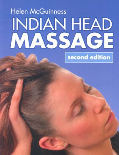 Indian Head Massage by Helen McGuiness