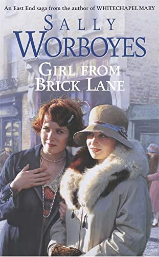 Girl from Brick Lane by Sally Worboyes