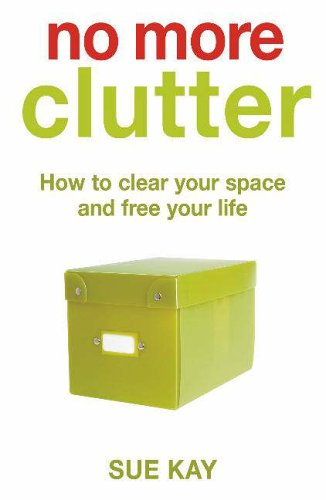 No More Clutter by Sue Kay