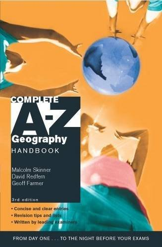 Complete A-Z Geography Handbook by Malcolm Skinner