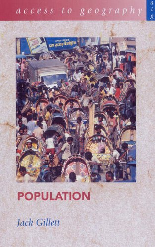 Access to Geography: Population by Jack Gillet