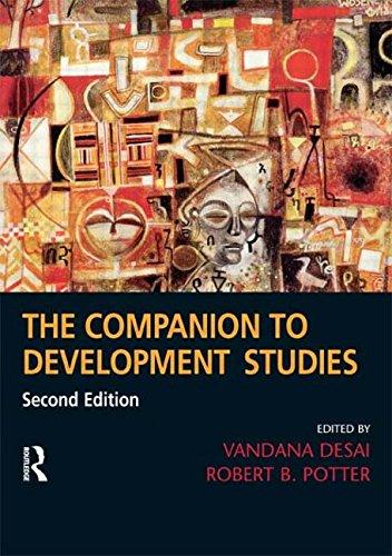 The Companion to Development Studies by Robert B. Potter
