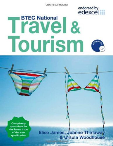 edexcel travel and tourism coursework The btec level 2 first diploma provides those who have a passion for travel and tourism with an excellent platform into the different opportunities available it.