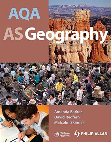 AQA AS Geography Textbook by Amanda Barker