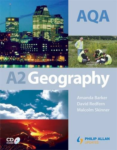 AQA A2 Geography: Textbook by Amanda Barker
