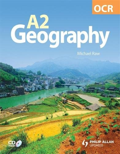 OCR A2 Geography Textbook by Michael Raw