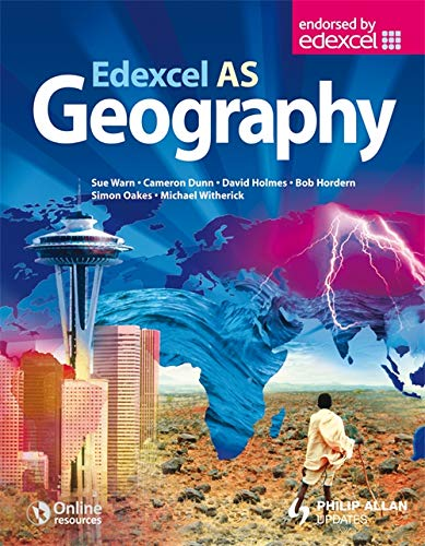Edexcel AS Geography Textbook by Sue Warn