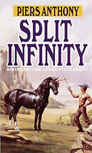 Split Infinity by ANTHONY