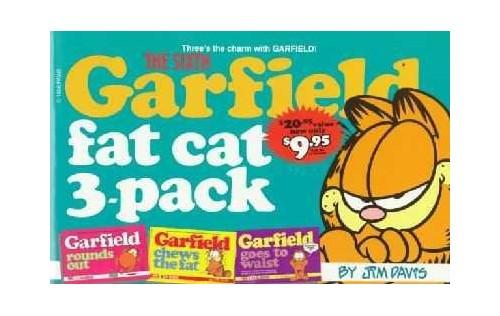 Garfield Fat Cat Pack: No. 6 by Jim Davis