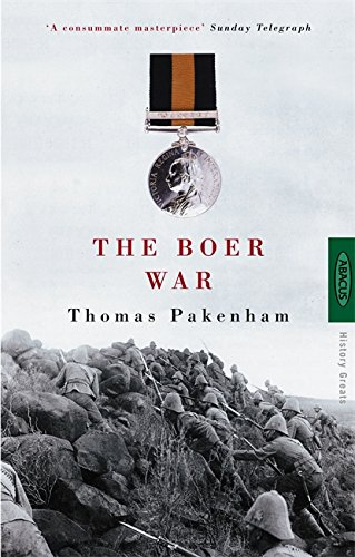 The Boer War by Thomas Pakenham