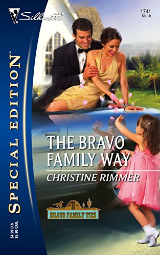 The Bravo Family Way by Christine Rimmer