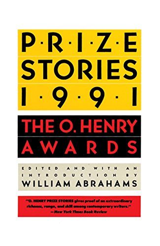 Prize Stories 1991 by William Miller Abrahams