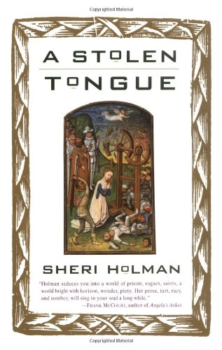 A Stolen Tongue by Sheri Holman