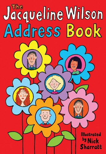 Jacqueline Wilson Address Book by Jacqueline Wilson