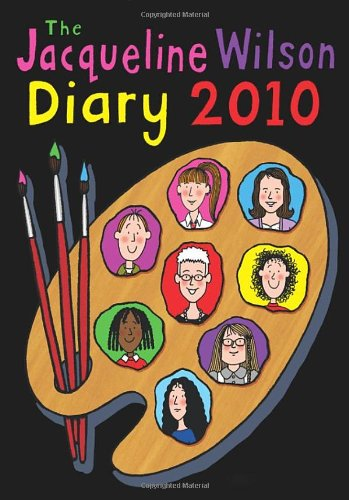 Jacqueline Wilson Diary 2010 by Jacqueline Wilson
