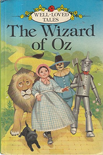 The Wizard of Oz (Looking Glass Library Book)