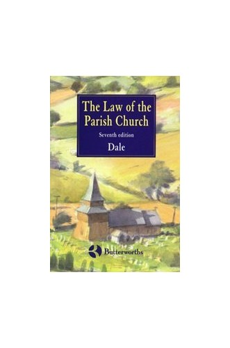 Law of the Parish Church by Sir William Dale