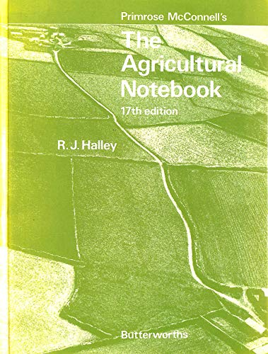 Agricultural Notebook by Primrose McConnell